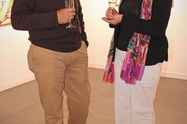 Elvira_Bach_Anna_Laudel_Contemporary_Opening_Bagdat_Cad_2013_15