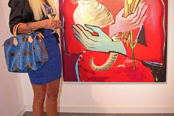 Elvira_Bach_Anna_Laudel_Contemporary_Opening_Bagdat_Cad_2013_18